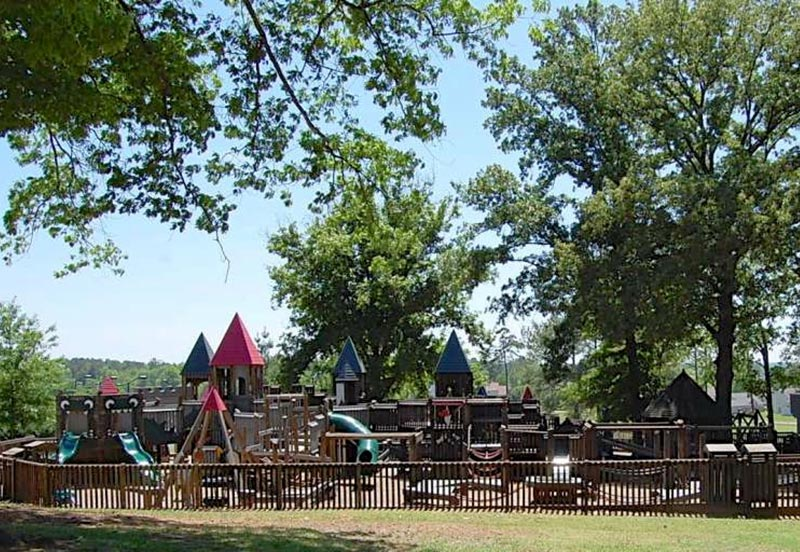 Kids Kingdom Playground Madison Alabama