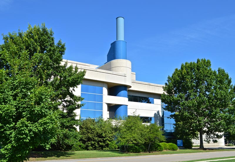 University of Alabama Huntsville Science Building